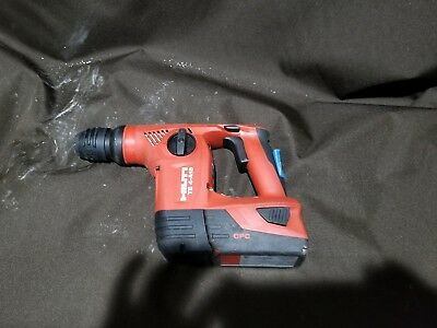 Hilti te 4-a18 Rotary hammer drill 21.6v cordless SDS with battery