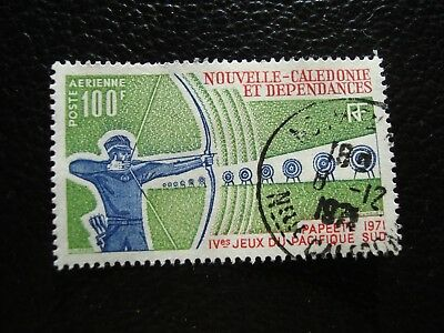 NEW CALEDONIA - stamp yvert and tellier air n° 123 obl (A6) stamp