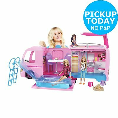 Barbie DreamCamper Playset. From the Official Argos Shop on ebay