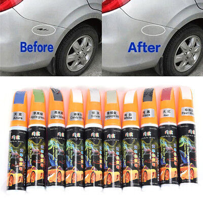 1X  Auto Paint Repair Pen Brush DIY Car Clear Scratch Remover Touch Up Pens