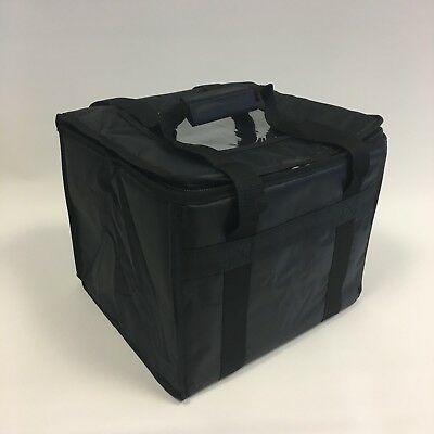 "Take Away Delivery Bags 11"" X 12"" X 13"" Thermal Warm Insulated Catering Bag T16"