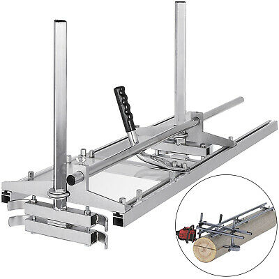 """Portable Chainsaw Mill Planking Milling Length 14"""" - 36"""" Guide Bar"""