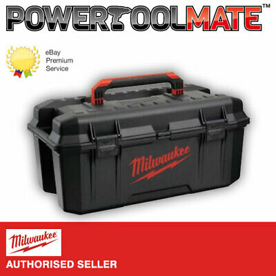 Milwaukee 4932430826 Jobsite Workbox Heavy Duty Impact Case