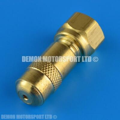 Drain Unblocker Nozzle 1/4 BSP (1 Forward Jet) for Toilet Sink Pumbing Pipes