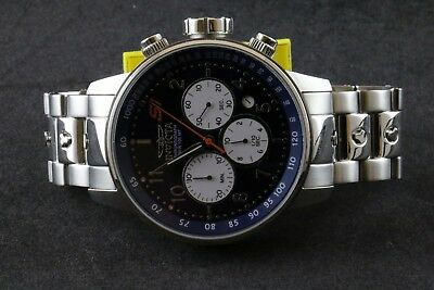 Invicta S1 Rally Chronograph Blue Dial Men's Watch 23080