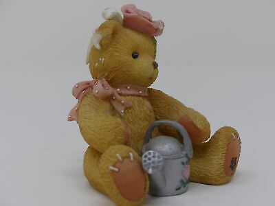 Cherished Teddies Enesco Rose Everything's Coming Up Roses