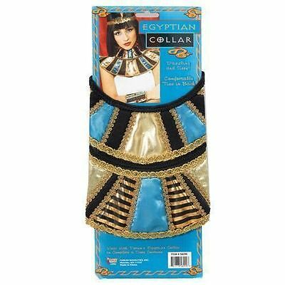 Egyptian Collar Cleopatra Egyptian Fancy Dress Costume Ladies Accessory