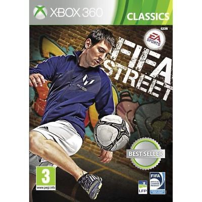 FIFA Street For PAL XBox 360 (New & Sealed)