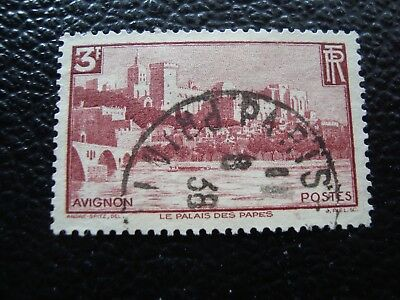 FRANCE - stamp yvert and tellier n° 391 obl (L1) stamp french