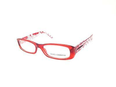 846b7e86ce  350 Dolce   Gabanna Womens Red Eyeglasses Frames Glasses Optical Clear  3063-M