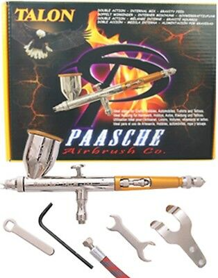 Paasche Talon Airbrush Set (with size 2 head) P-TG-SET