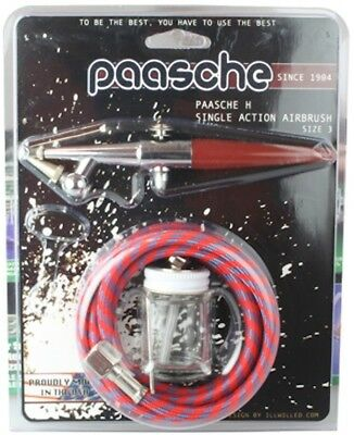 Paasche H#3 airbrush blister pack set P-H-CARD
