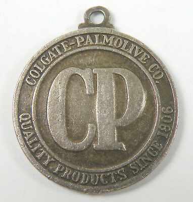 Colgate Palmolive Company 150th Anniversary 1806-1956 Sterling Silver Medal