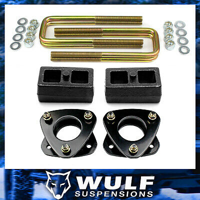 """Steel Front 2/"""" Lift Kit For Titan 2016-2018 2WD 4WD"""