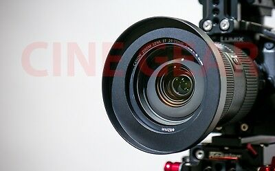Step-up Ring 82mm 114mm OD Bright Atom CINE Misfit DSLR lens MatteBox RED ARRI