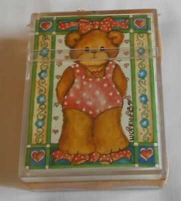 Lucy Rigg Set Of Paper Dolls In Plastic Case - New