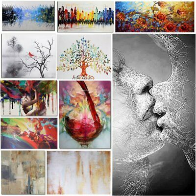 Unframed/Framed Canvas Painting Print Picture Living Room Wall Art Decoration