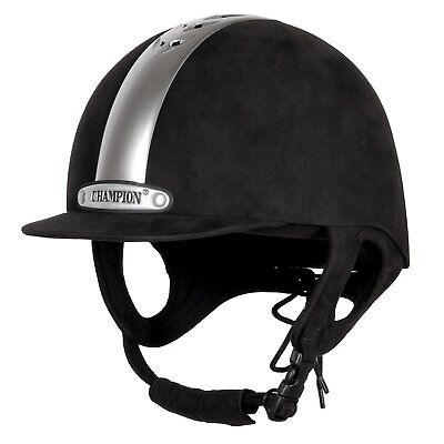 74169f62cb6 Champion Equestrian Ventair Unisex Safety Wear Riding Hat - Black All Sizes
