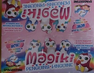Magiki Pinguine 16 Tüten  1 originalverpacktes Display