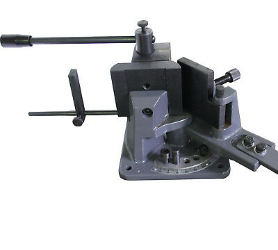 KAKA Industrial UB-100 Heavy-Duty Metal Bender,  Round Steel Metal Bender