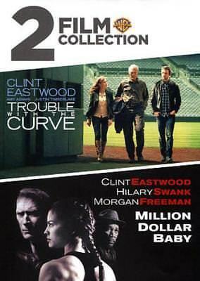 Trouble With The Curve/Millon Dollar Baby New Dvd