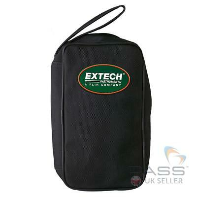 *NEW* Extech 409997 Large Carrying Case for Multimeters - 23cm x 13cm / UK