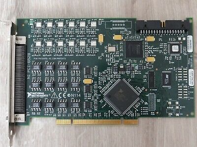 National Instruments PCI-6528 I/O Karte