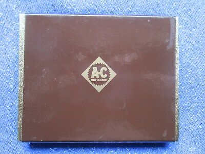VINTAGE Allis Chalmers playing cards,2 unopened decks in the case