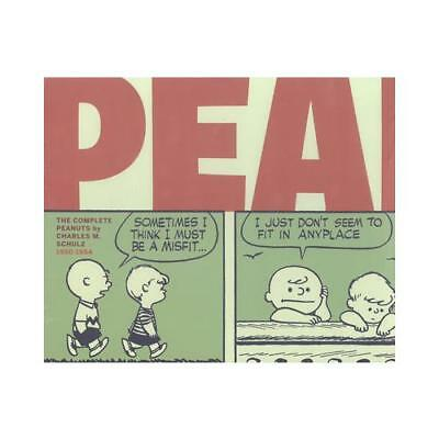 The Complete Peanuts 1950-1954 by Charles M Schulz