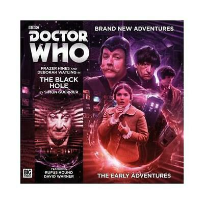 Doctor Who - The Early Adventures 2.3: The Black Hole by Simon Guerrier