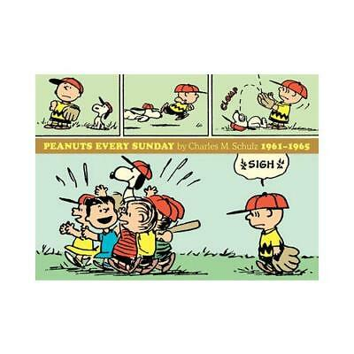Peanuts Every Sunday, 1961-1965 by Charles M Schulz