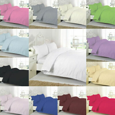 200 Thread Count 100% Egyptian Cotton Hotel Quality Duvet Sets Bedding Sets NZ