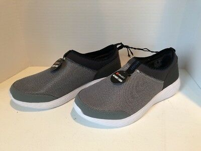 And1 Men's Pivot Mesh Slip On Athletic Shoes Walking Sneakers Gray Size 9 NWT