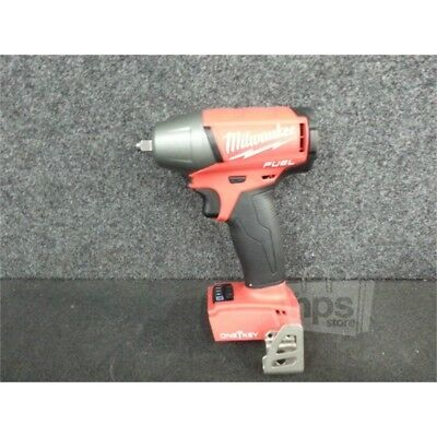 """Milwaukee 2758-20 M18 Fuel Impact Wrench, 18V, 3/8"""" Drive, 210 ft-lbs Max Torque"""