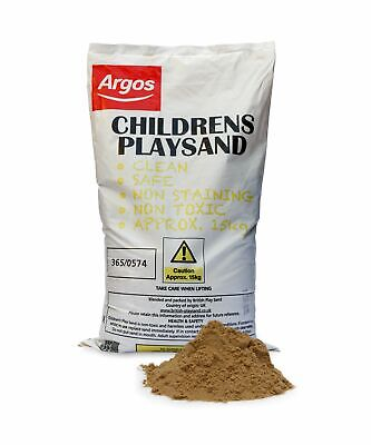 Children's Play Sand - 15kg Bag