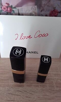 Lot CHANEL Chanel Rouge Coco Ultra Hydrating 426 Roussy+440 Arthur(format mini)