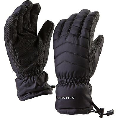 Sealskinz Sub Zero Mens Gloves - Black All Sizes
