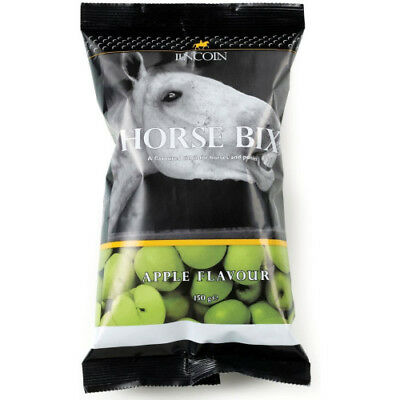 Lincoln Horse Bix Unisex Stable And Yard Treats - Apple All Sizes
