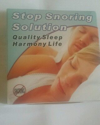 Stop Snoring Solution Mouthpiece