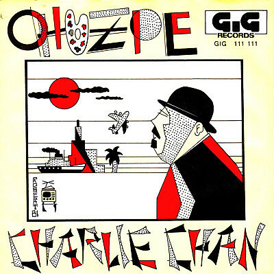 Chuzpe - Charlie Chan / Chinese Chive - Gig Records 111 111 - Austro New Wave !!