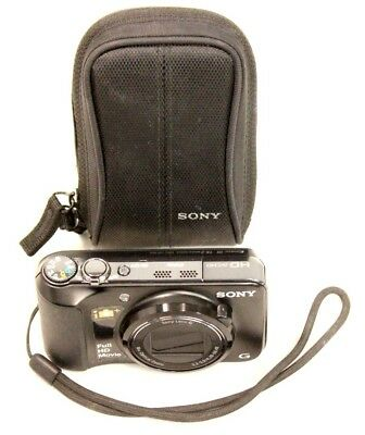 Broken Sony Cyber-Shot Dsc-Hx10V 18.2 Mp - Black - Digital Camera As-Is