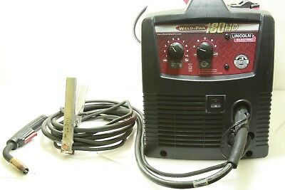 Lincoln Electric Weld-Pak 180HD Wire Feed Welder - Free Shipping