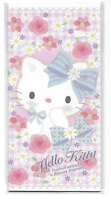 Sanrio Hello Kitty Flowers Envelopes For Gift Money With Stickers