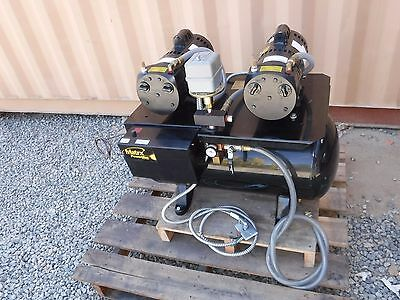 Nice Matrx Powermax Model Pm-3 Dental Vacuum Air System Unit