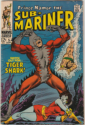 Prince Namor, The Sub-Mariner Issue #5