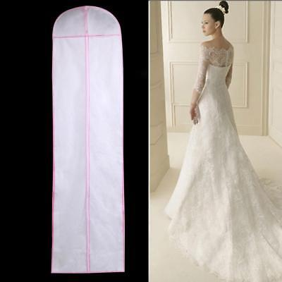 Garment Cover Wedding Bridal Dress Gown Storage Dustproof Cover Bag Extra Large.