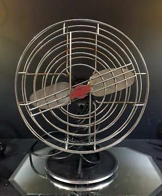 Air Castle Fan---Nice Condition---Model 559---No Plug---Buy It Now!