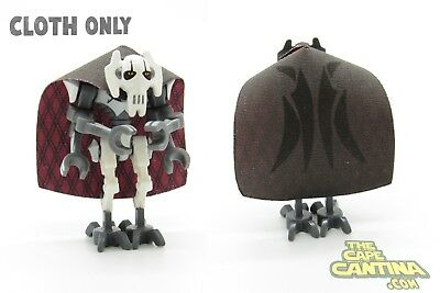 LEGO Star Wars Cloth Custom Royal Cape General Grievous Lot of 1 Clone Wars