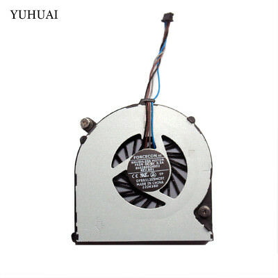 GENUINE HP ELITEBOOK 8470p 8460p CPU Processor Cooling Fan