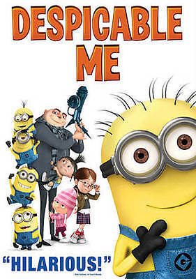 Despicable Me DVD    New, Free shipping